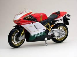 Ducati 1098s Tricolore by FordGT