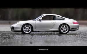 Porsche Carrera 4S by FordGT