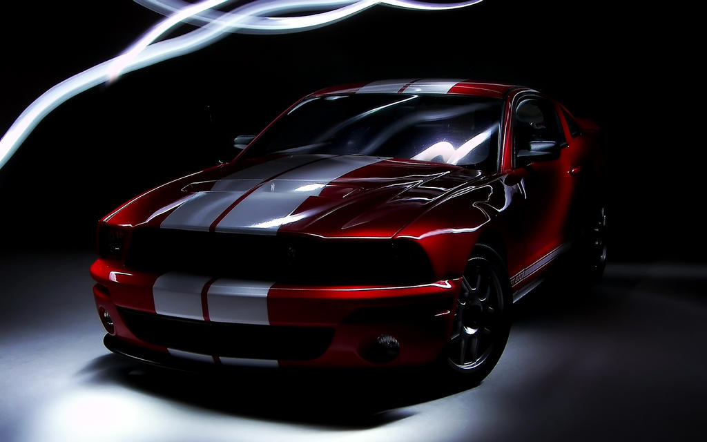 Ford Shelby GT500 Lightning by FordGT