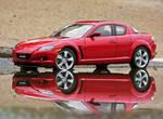 Mazda RX-8 Reflection