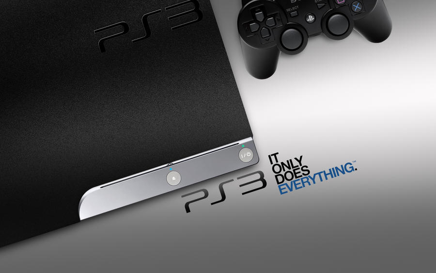 PS3 - It Does Everything
