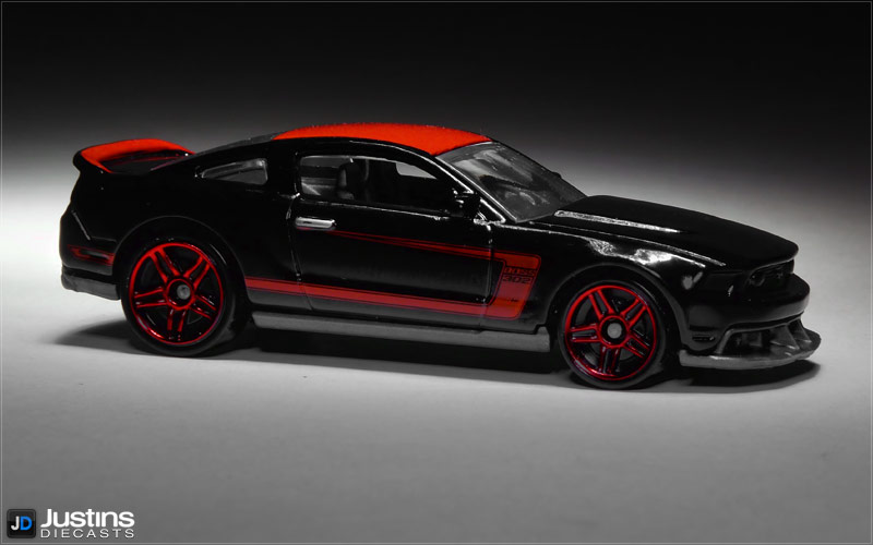 Ford Mustang Boss  By Fordgt