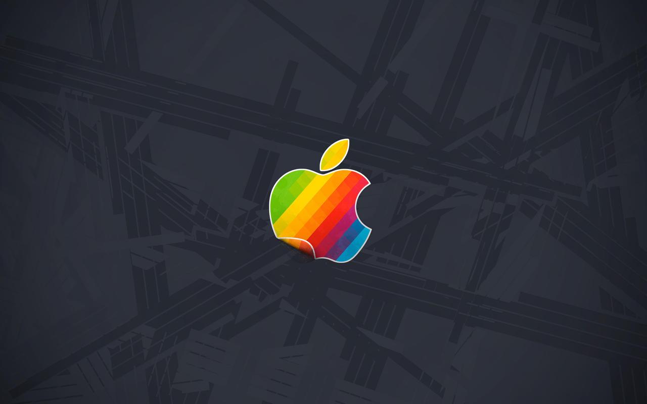 Apple Widmanstatten by FordGT
