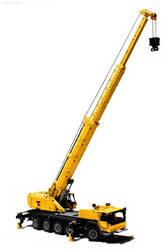 Lego Technic Mobile Crane MK II