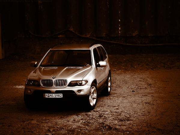 2004 BMW X5 4.4i   No.2 by FordGT
