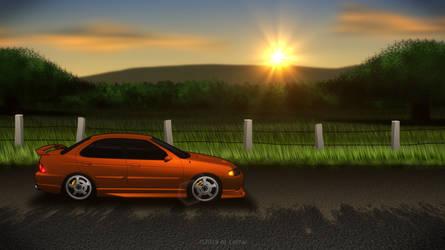 Pampa Sunrise