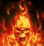 Skull Fire - Manipulation