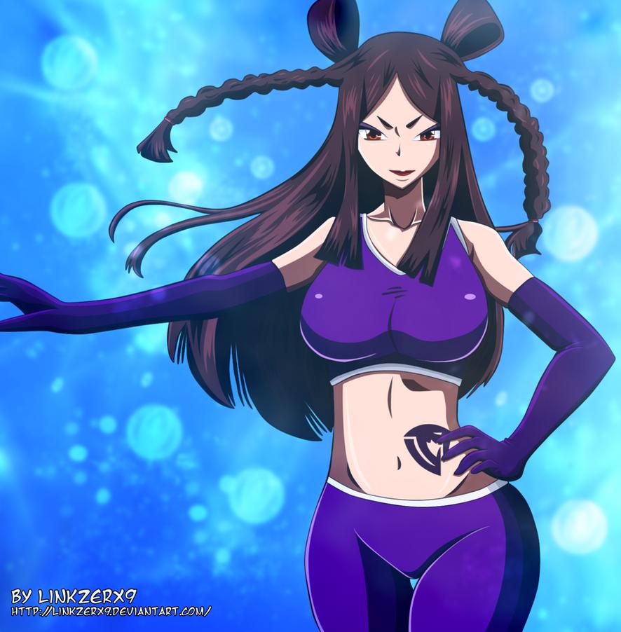 Minerva Sabertooth - Fairy Tail by linkzerx9 on DeviantArt