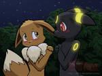 Two Shy Pokemon