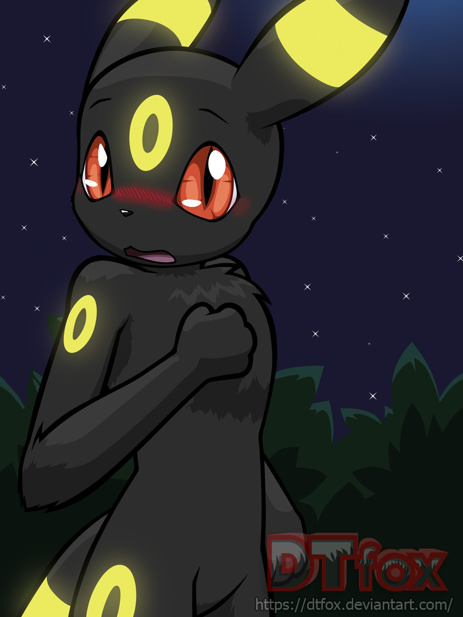 Umbreon by DTfox
