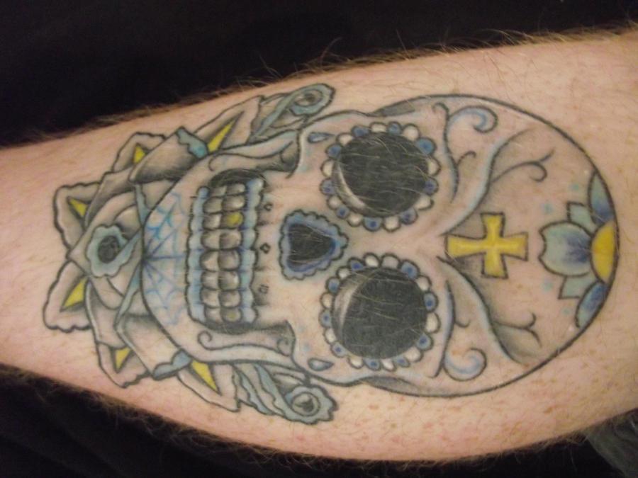 My tattoo by cut throat jake on deviantart for Cut throat tattoo
