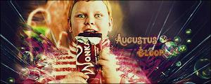 Augustus Gloop tag by ArtKan