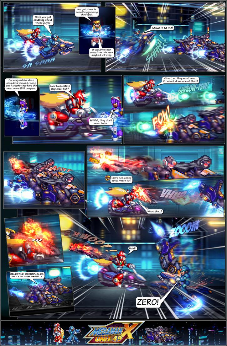 MMX:U49 - Prologue: Doomsday (Page 2) by IrregularSaturn