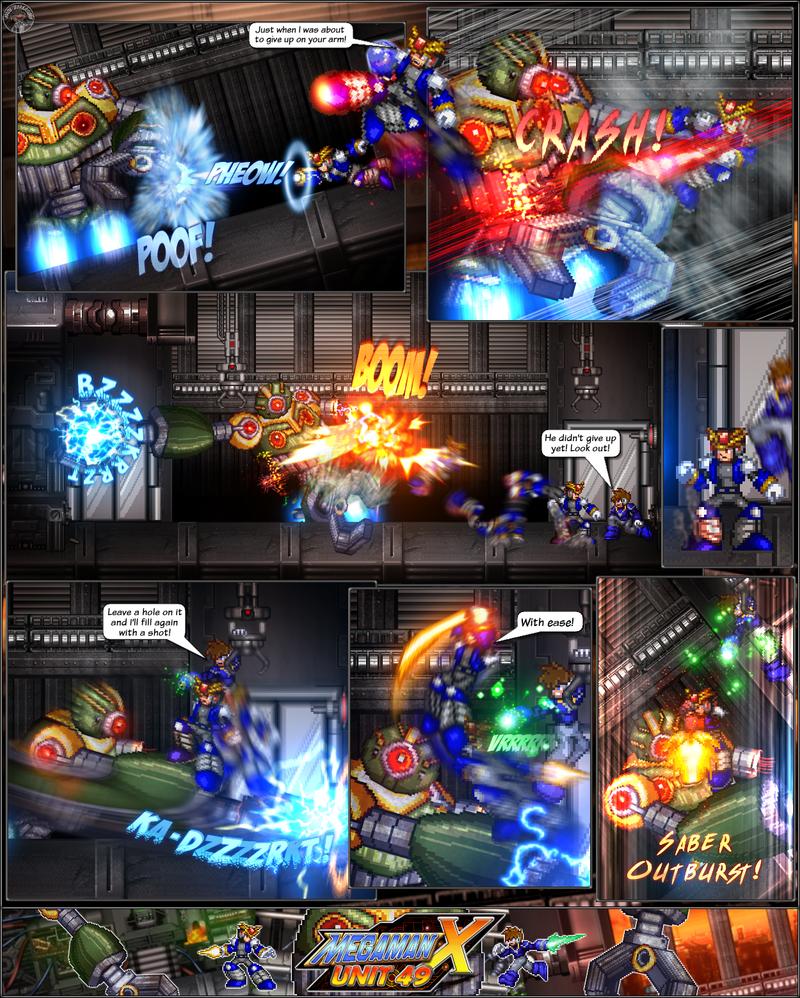 MMX:U49 - S1Ch13: Forgotten Monstrosity (Page 4) by IrregularSaturn
