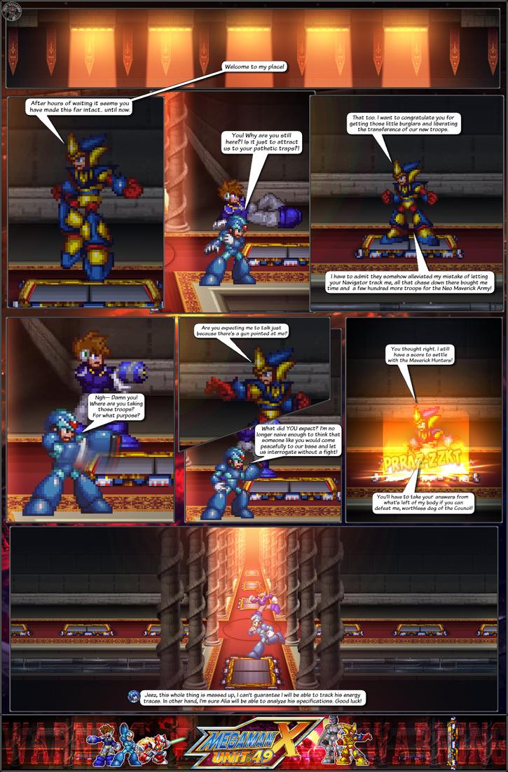 MMX:U49 - S1Ch16: Orchestra of Lights (Page 4) by IrregularSaturn