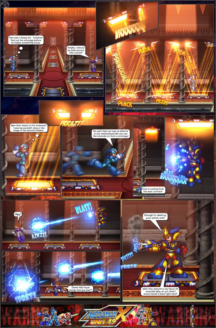 MMX:U49 - S1Ch16: Orchestra of Lights (Page 6) by IrregularSaturn