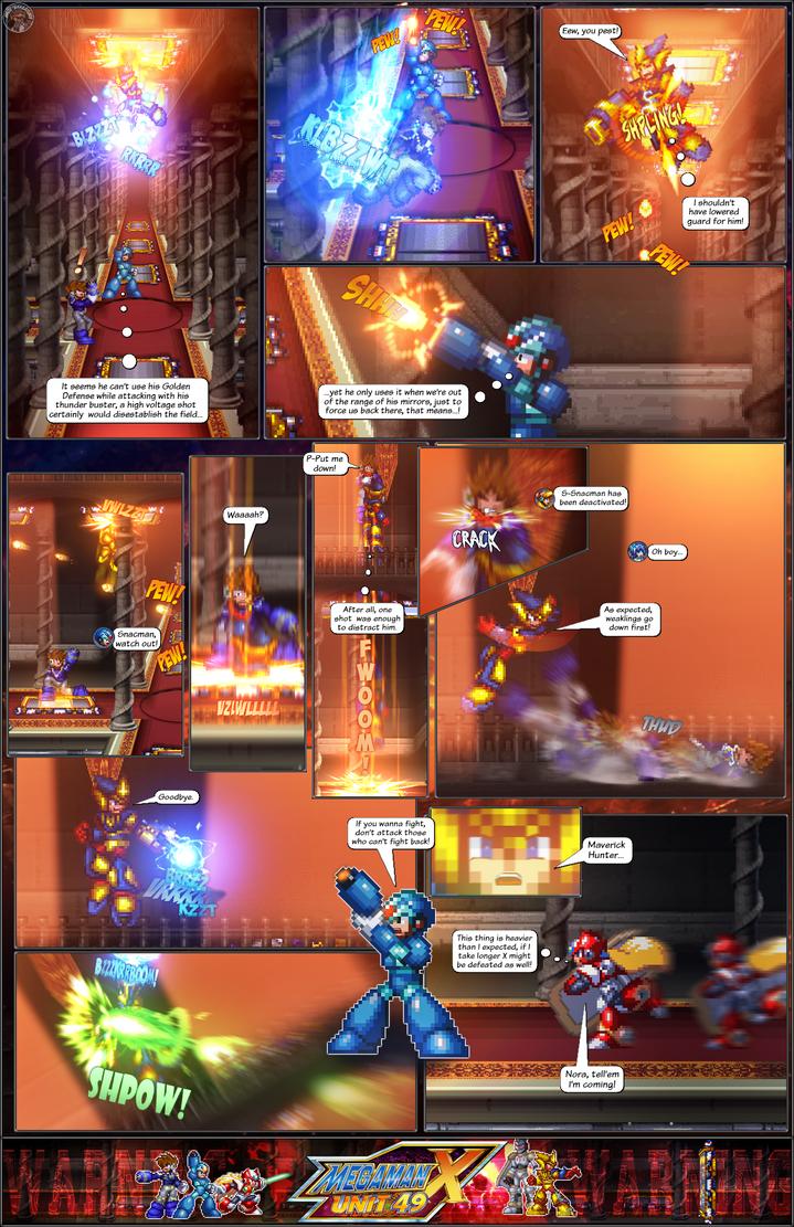MMX:U49 - S1Ch16: Orchestra of Lights (Page 9) by IrregularSaturn