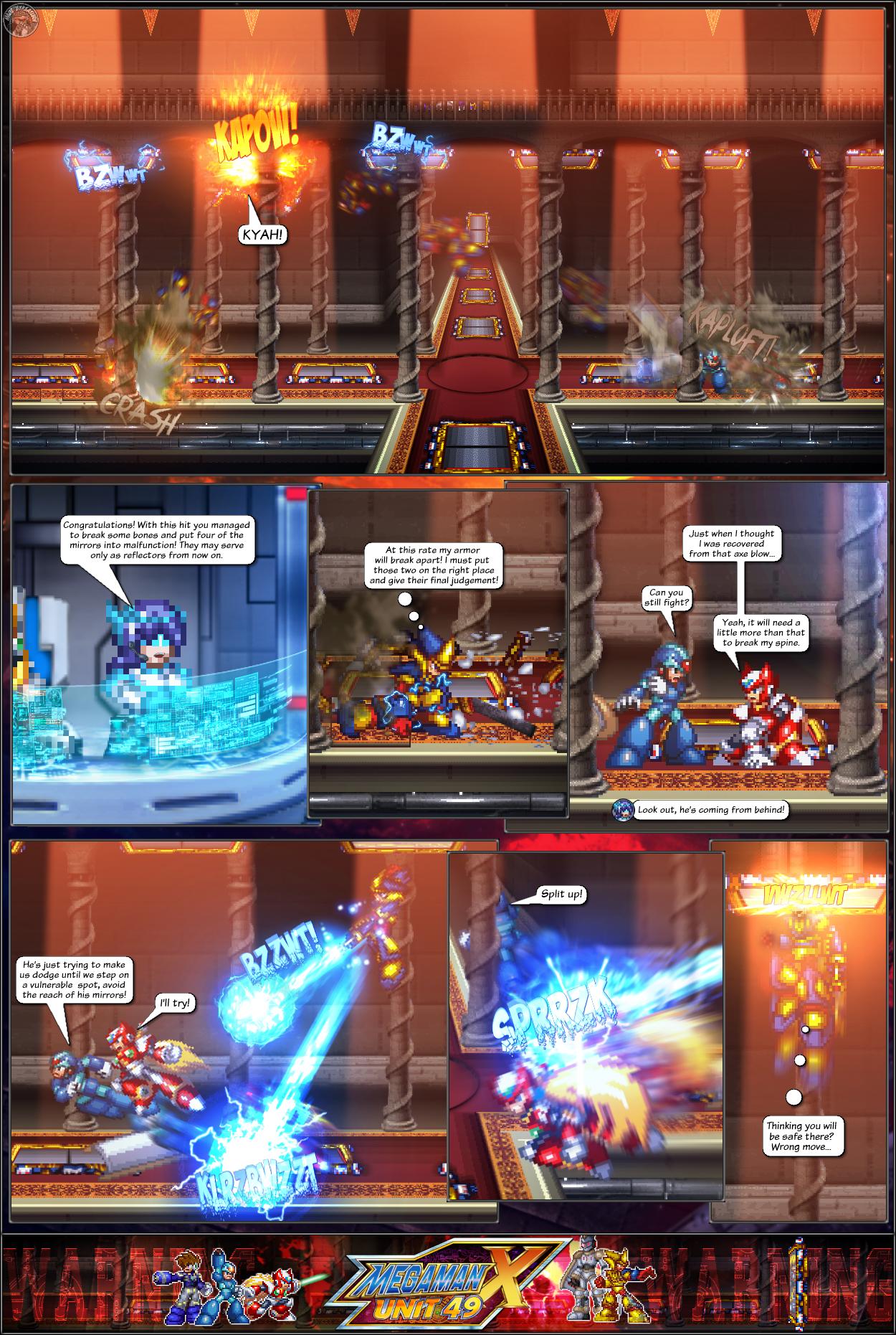 MMX:U49 - S1Ch16: Orchestra of Lights (Page 11) by IrregularSaturn