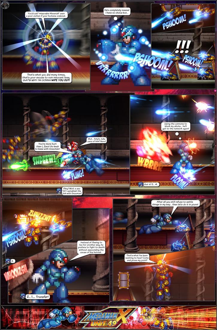 MMX:U49 - S1Ch18: Shattered Shine (Page 1) by IrregularSaturn