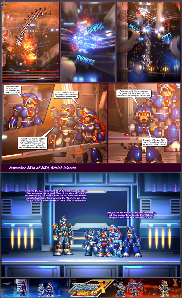 MMXU49 S2C7: A Triumph Before the Disaster (Pg 5) by IrregularSaturn