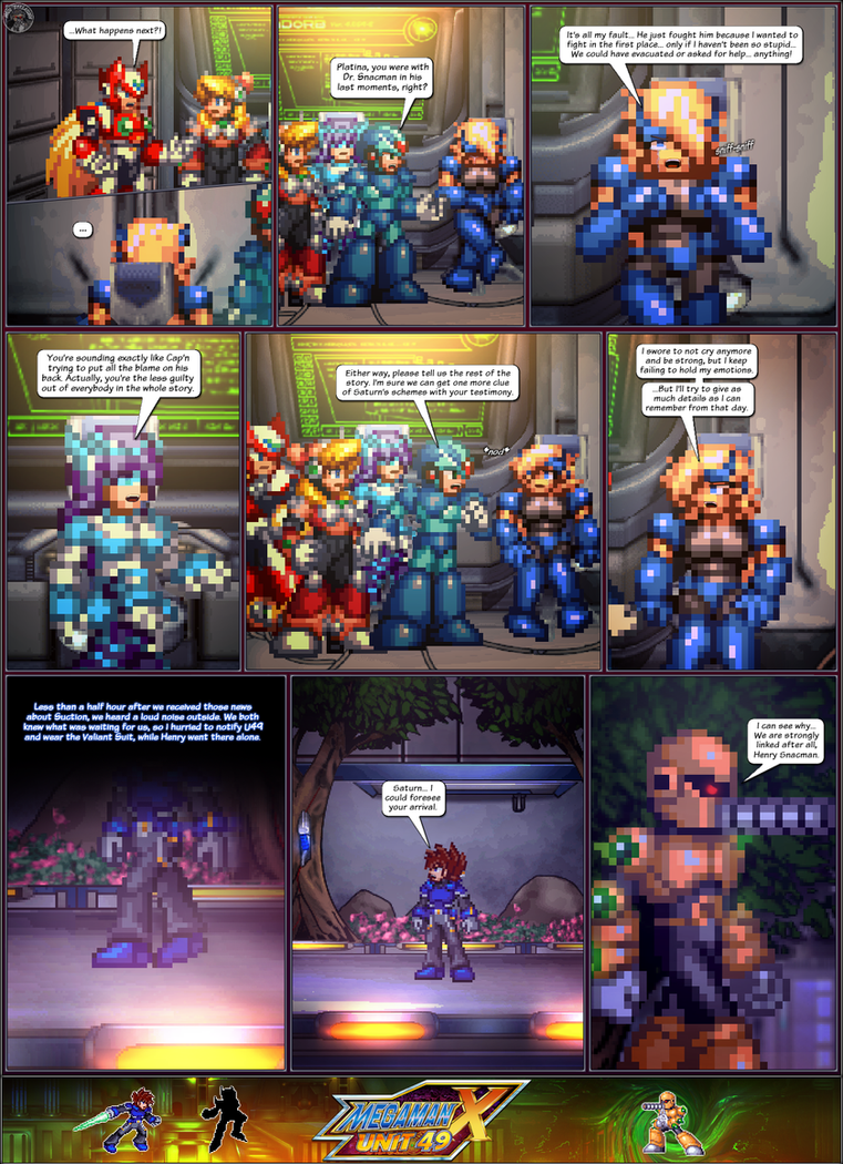 MMXU49 S2C9: Ineluctable Demise (Pg 2) by IrregularSaturn