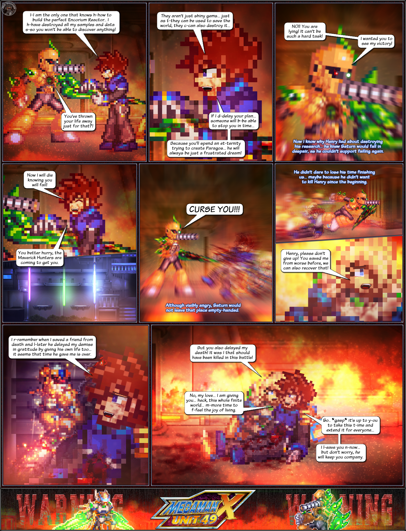 MMXU49 S2C9: Ineluctable Demise (Pg 23) by IrregularSaturn
