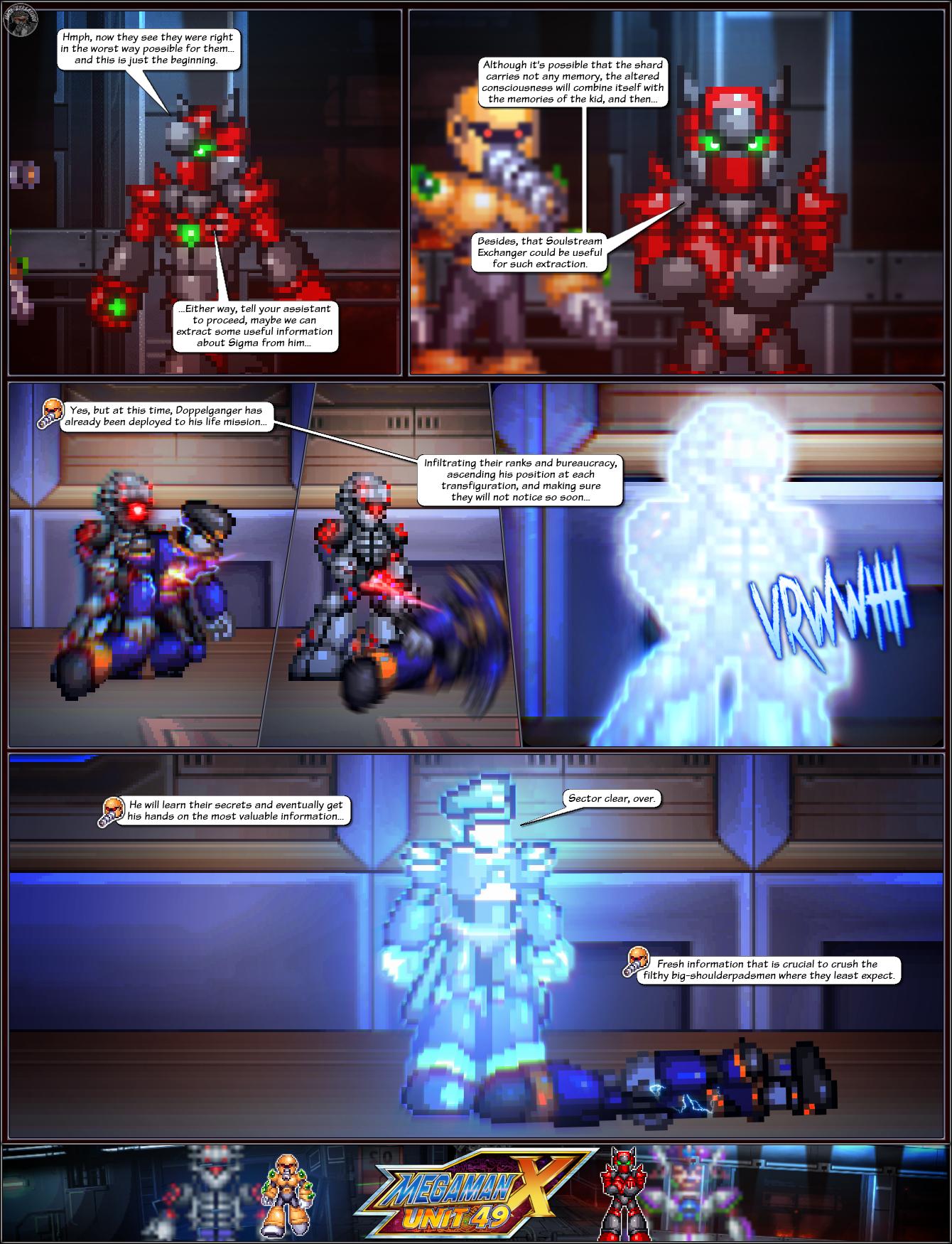 MMXU49 S2C10: Pawns of Sacrifice (Pg 2) by IrregularSaturn