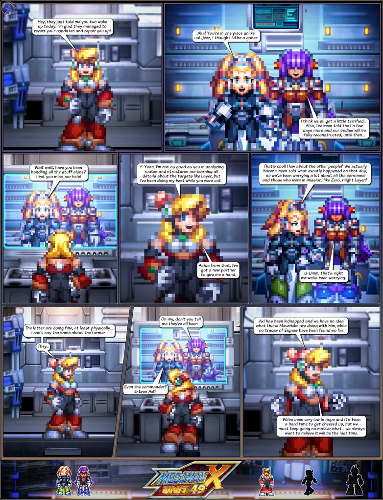 MMXU49 S2C10: Pawns of Sacrifice (Pg 3) by IrregularSaturn