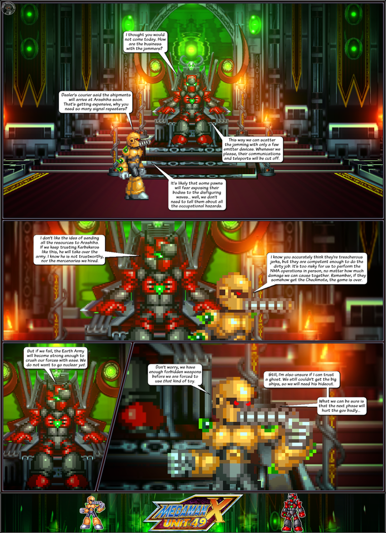 MMXU49 S2C11: The New Hands (Pg 9) by IrregularSaturn