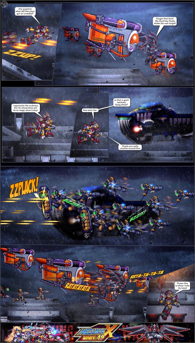 MMXU49 S2C16: Winged Rampage (Pg 15) by IrregularSaturn