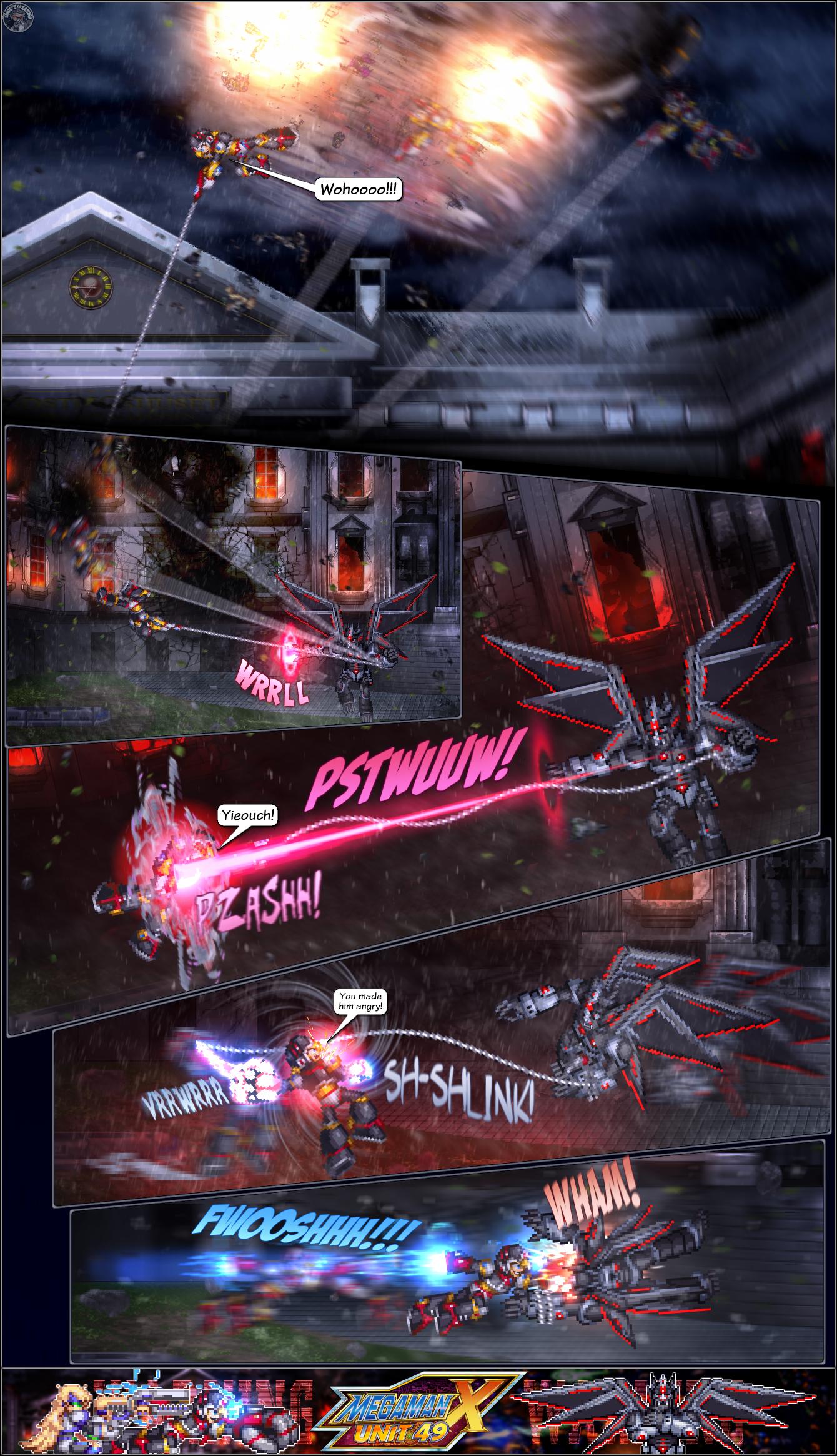 MMXU49 S2C16: Winged Rampage (Pg 39) by IrregularSaturn