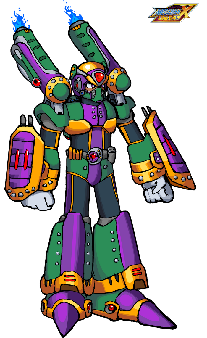 The Infallible Mercenary (MMX:U49) by IrregularSaturn