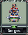 Serges (MMX:SCP #06)