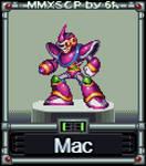 Mac  (MMX:SCP #11)
