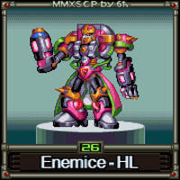 Enemice-HL (MMX:SCP #26)