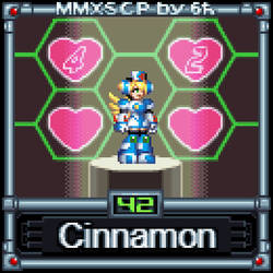 Cinnamon (MMX:SCP #42)