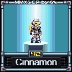 Cinnamon Iron Maiden (MMX:SCP #42 Bonus)