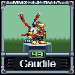 Professor Gaudile (MMX:SCP #43)