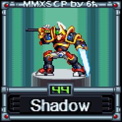 Shadow (MMX:SCP #44)