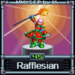 Rafflesian (MMX:SCP #45)