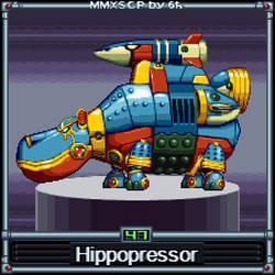 Hippopressor (MMX:SCP #47)