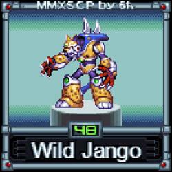Wild Jango (MMX:SCP #48)