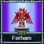 Ferham (MMX:SCP #54) by IrregularSaturn