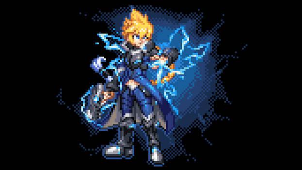 Gunvolt The Azure Striker
