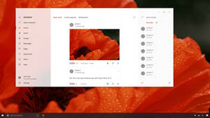 Facebook - W10 Project Neon Concept