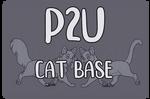 Cat Lineart P2U
