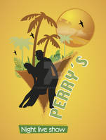 Logo for Perrys night live show