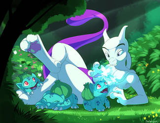 Mewtwo's Happy Ending