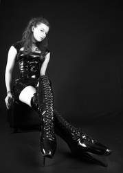 Ballet boots- 03 by NeciaNavine