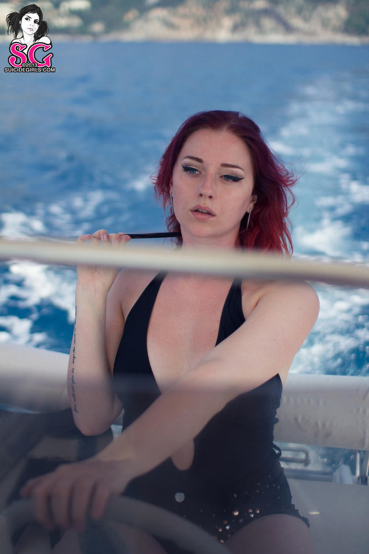 Rock The Boat by NeciaNavine